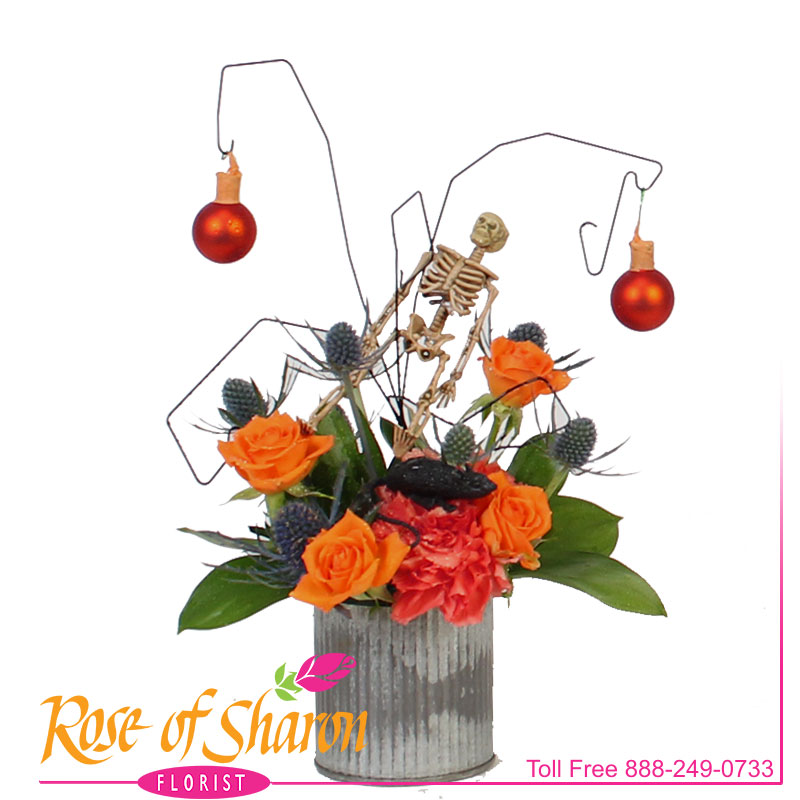 Miki Halloween Bouquet main product image