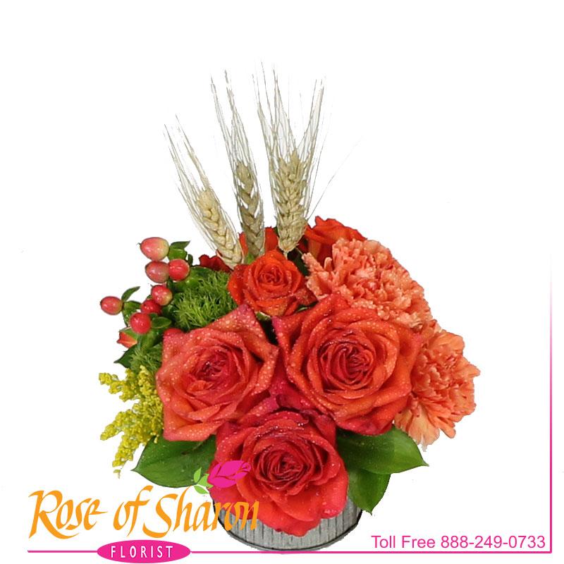 2649 Miki Autumn Bouquet Image Two