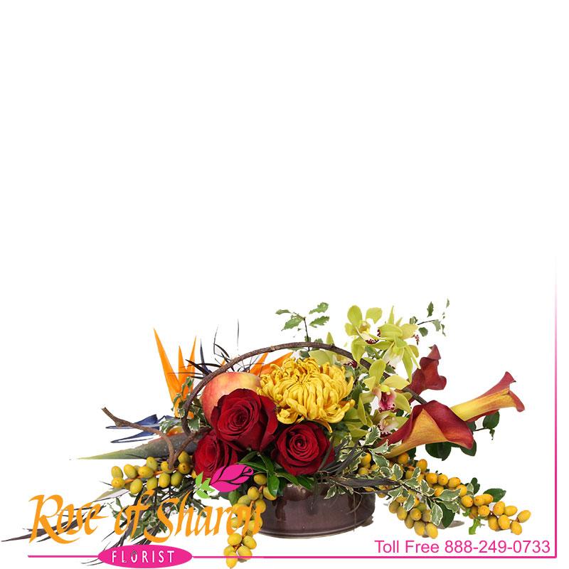 2664 Heath Table Centerpiece Image One
