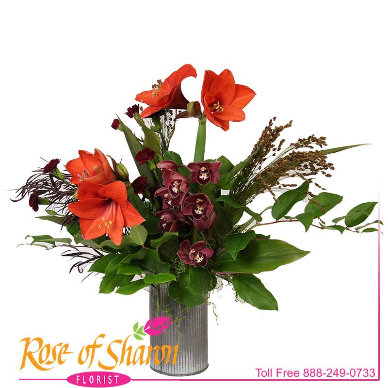 2666 November Vase Arrangement product image