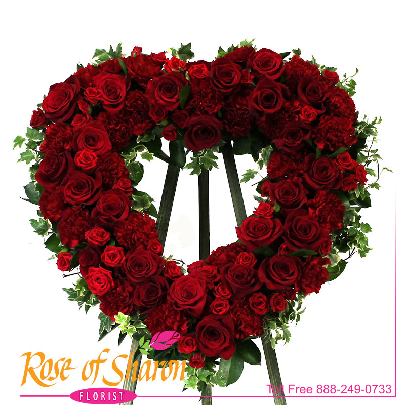 Everlasting Rememberance Heart main product image