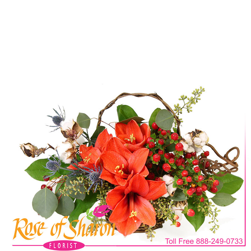 Sienna Autumn Table Bouquet main product image