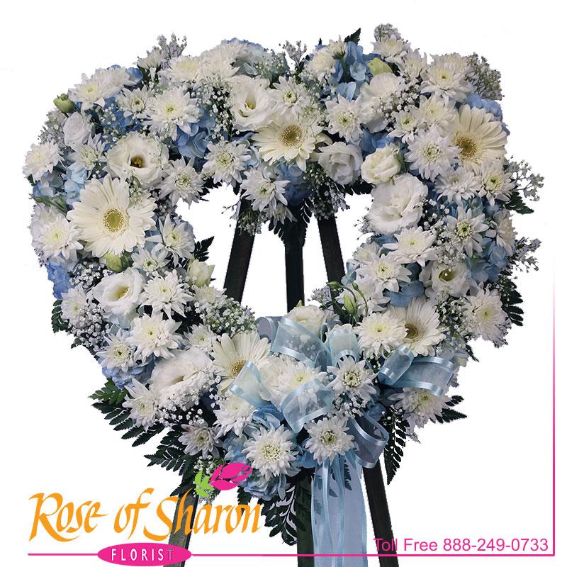 Azur Heart Wreath main product image