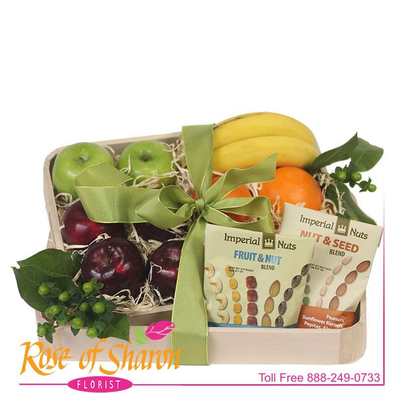 2763 Health Nut Tray product image
