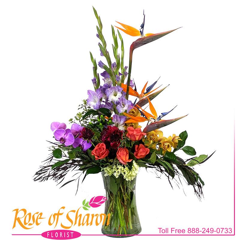 2842 Carter Vase product image