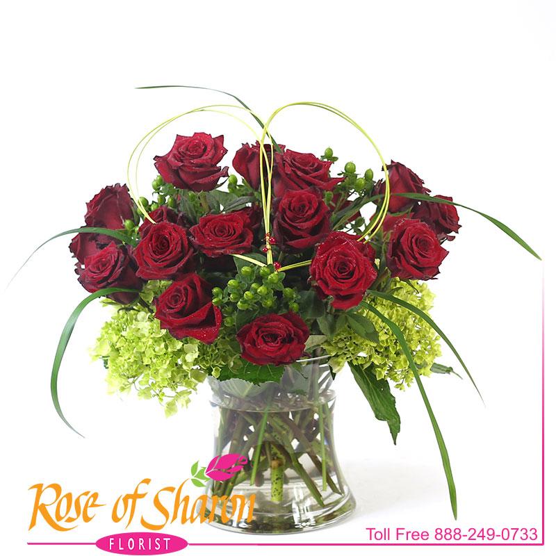 2853 Logan Rose Bouquet product image