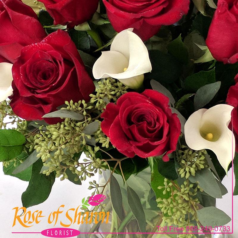 2856 Kaela Rose Arrangement Image One