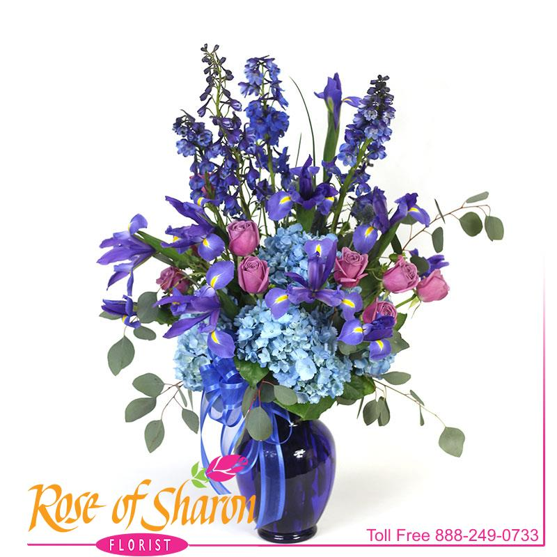 2884 Sini Vase Arrangement product image