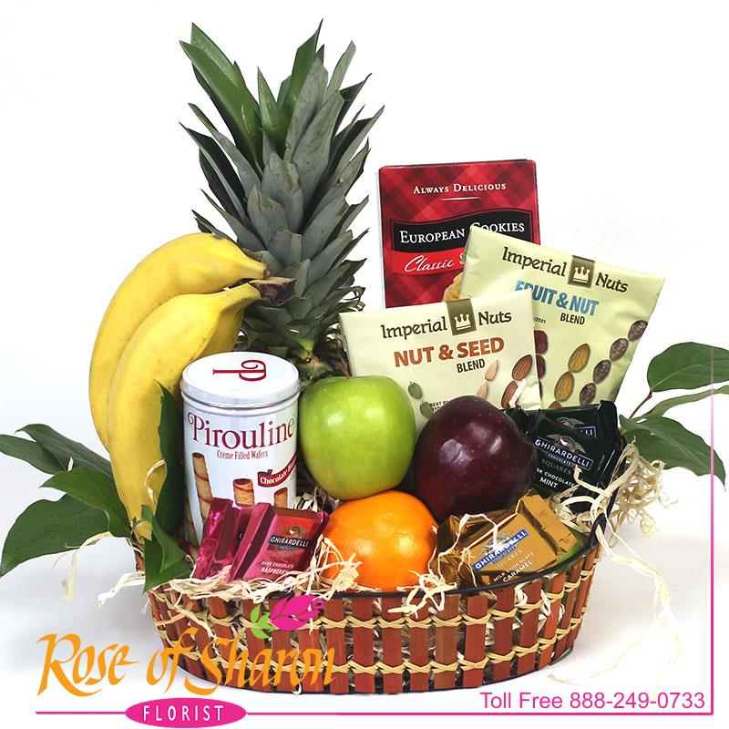 2901 Fruit & Snack Basket product image