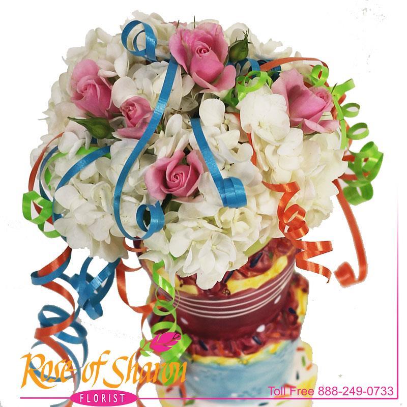 2924 Birdie Cupcake Tower Image One