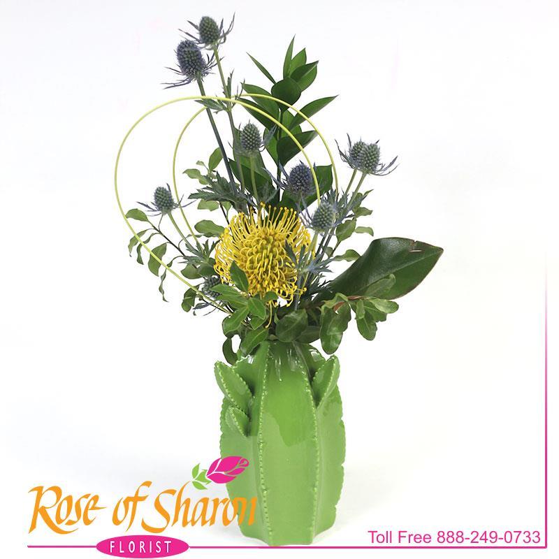 Cactus Vase main product image