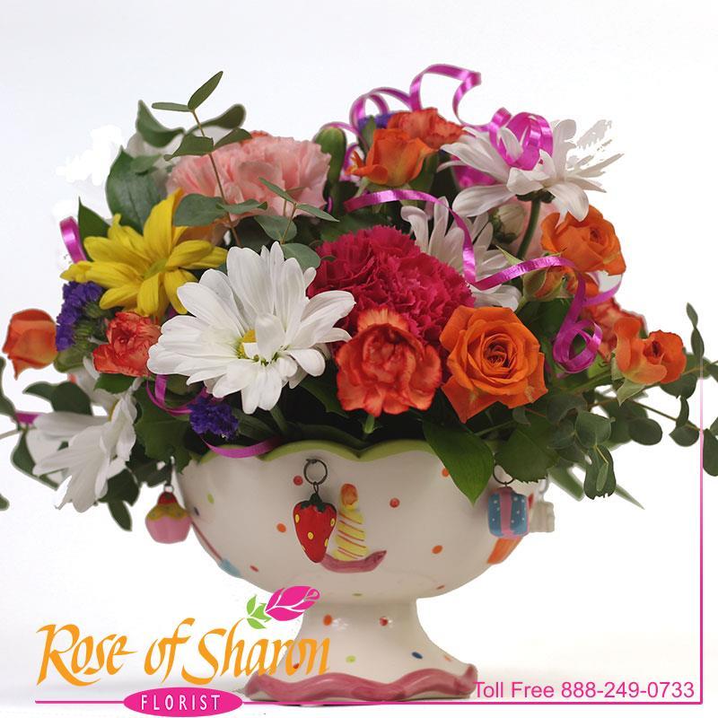 Birdie Celebration Bouquet main product image
