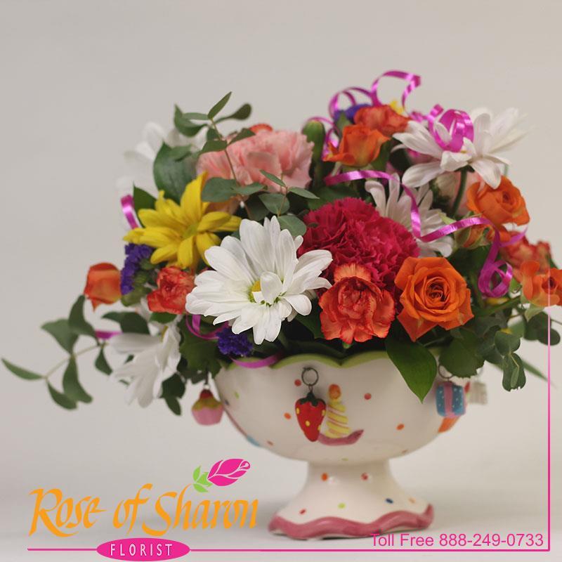 2929 Birdie Celebration Bouquet Image Two