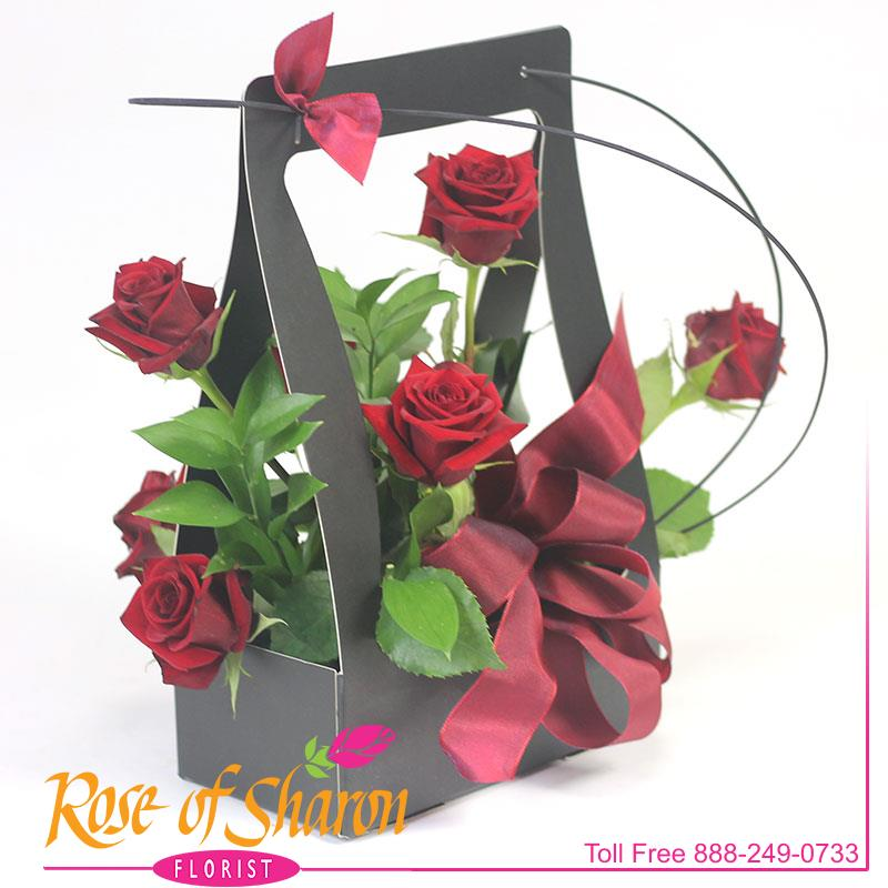 2931 Posh Roses Image One