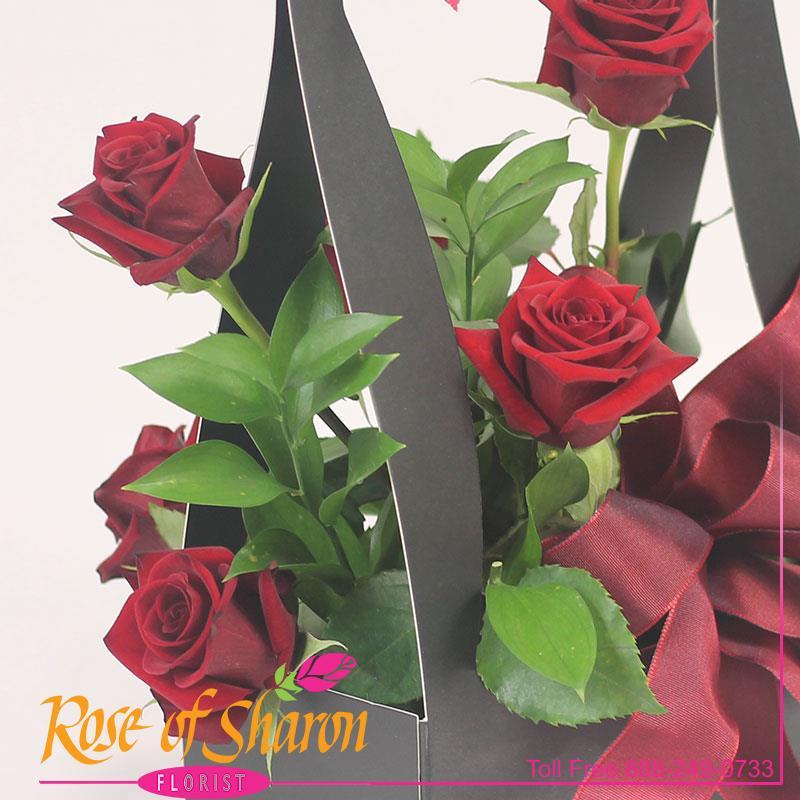 2931 Posh Roses Image Two