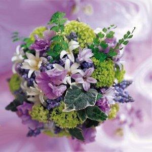 Image of 10012 Lavender Garden Bouquet