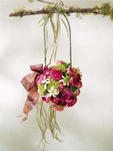 Image of 10026 Garden Orb Bouquet