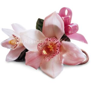 Image of 10033 Sweet Orchids Corsage