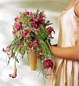 Image of 10044 Ruby Garden Bouquet