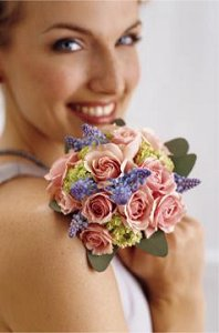 Image of 10081 Pure Grace Wrist Corsage