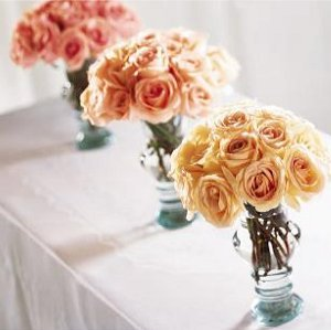 Image of 10101 Bridesmaid's Garden Arrangement