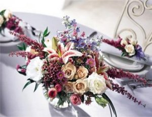 Image of 10106 Pure at Heart Centerpiece