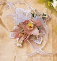 Image of 10122 Belle of the Ball Wrist Corsage