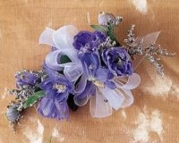Image of 10127 Parisian Purple Corsage
