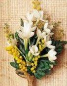 Image of 10136 Petite Fleur Boutonniere