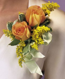 Image of 10676 Rose Corsage