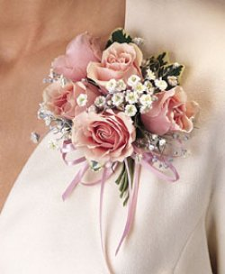 Image of 10679 Rose Corsage