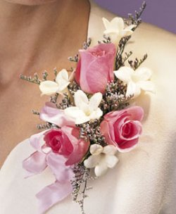 Image of 10683 Rose Corsage