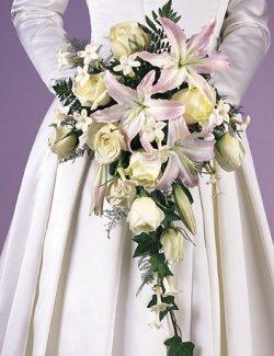 Image of 10741 Bridal Bouquet