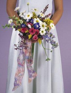 Image of 10751 Bridesmaids Bouquet