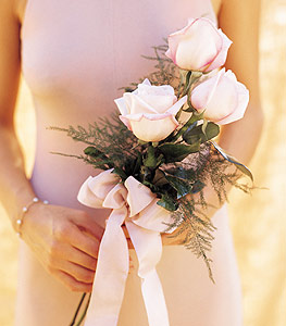 Image of 11512 Simply Elegant Rose Package