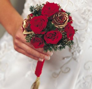 Image of 10235 Bridal Bouquet